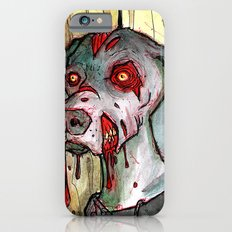 zombie dog iPhone 6s Slim Case