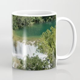 Czech waterfalls Coffee Mug