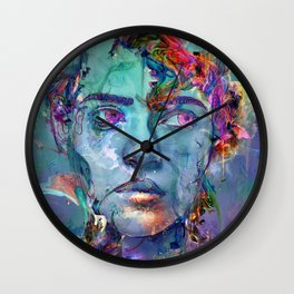 Intention Wall Clock