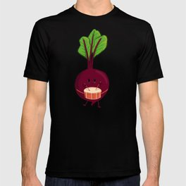 Beet's drum beat T-shirt
