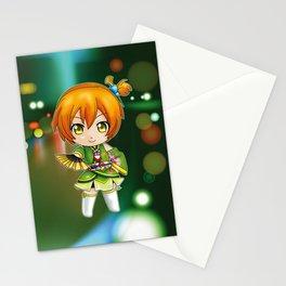 Hanayo - Angelic Angel chibi edit. Stationery Cards