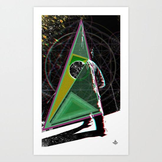 SiFu°^ Art Print