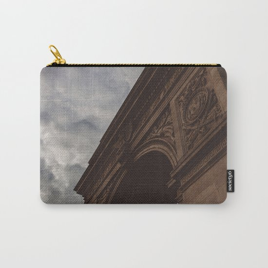 Washington Square Sunset Carry-All Pouch