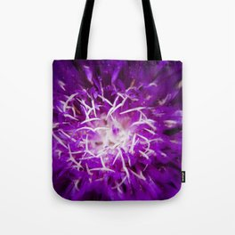 Abstract Flower Nature Photo Tote Bag