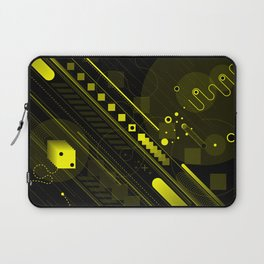 Lines in the sand Laptop Sleeve