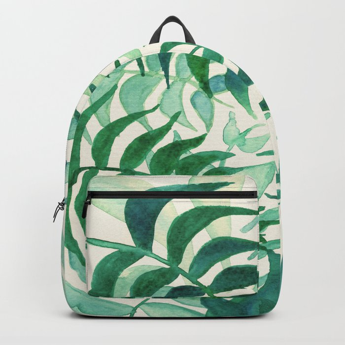Botanical vibes Backpack