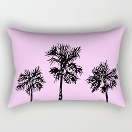 Warm Breeze Rectangular Pillow