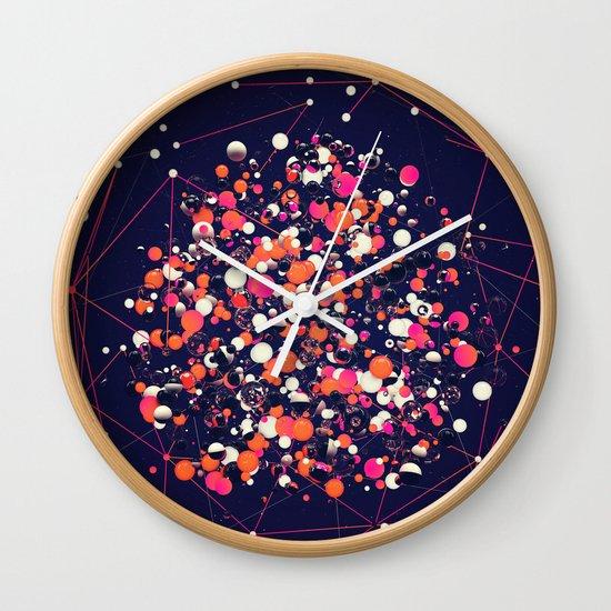 Movement Wall Clock