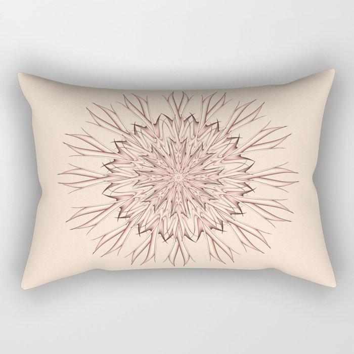Mandala pastel Rectangular Pillow