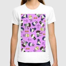5 Jojos T-shirt