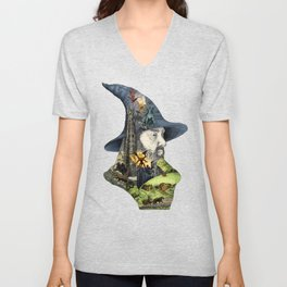 Story of the wizard of the rings Unisex V-Neck
