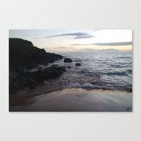 hydra Canvas Prints featuring Hydra by S.Gungiah
