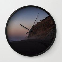 Borrowed Time Wall Clock
