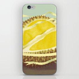 Durian iPhone Skin