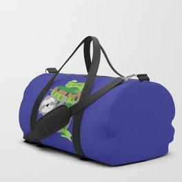 I Like Sloths Duffle Bag