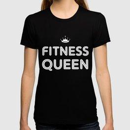 Fitness Queen T-shirt