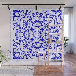 CA Fantasy Blue series #7 Wall Mural
