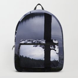 Blue Moment Lake View Backpack