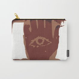 Hidden Truth Carry-All Pouch