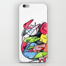 :::GARABATOSSS::: iPhone & iPod Skin