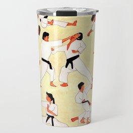 Taekwondo Power Travel Mug