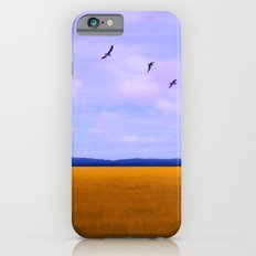 Golden Field Slim Case iPhone 6s