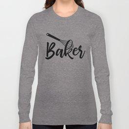 Baker Long Sleeve T-shirt
