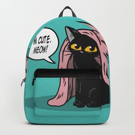 I am cute Backpack