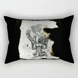 Struggle  Rectangular Pillow