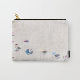Beach Love 1  (part of a diptych) Art Print Carry-All Pouch