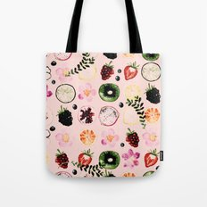 Fruit festival pattern Tote Bag