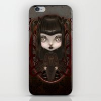 soul iPhone & iPod Skins featuring Soul by Liransz