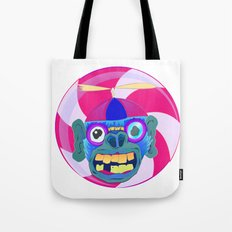 CANDYADDICT MONKEY Tote Bag