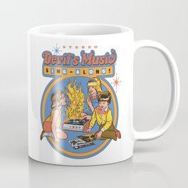 DEVIL'S MUSIC SING-ALONG Coffee Mug