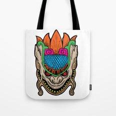 MASK MONSTER Tote Bag