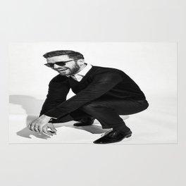 J. Timberlake Portrait Rug