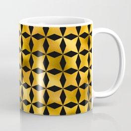Art Deco Du Monde Pattern Coffee Mug