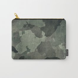 Dirty camouflage texture Carry-All Pouch