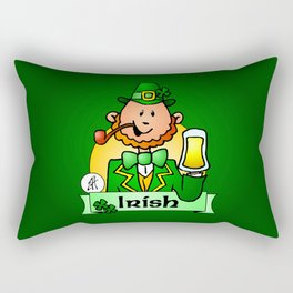 St. Patrick's Day Rectangular Pillow