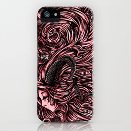 Pretty Evil iPhone Case