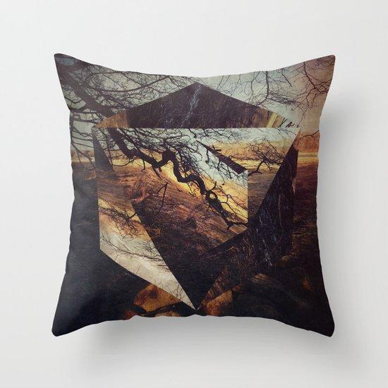 drrtmyth Throw Pillow
