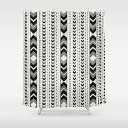 Tribal Arrow Boho Pattern #5 #aztec #decor #art #society6 Shower Curtain
