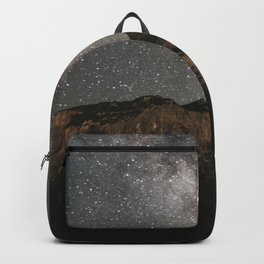 Milky Way Over Mountains - Landscape Photography Backpack