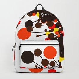 Retro Dance Backpack