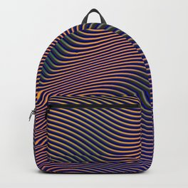 Fancy Curves II Backpack