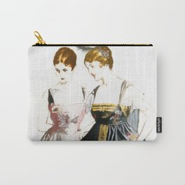 Two Dresses from 1915 Carry-All Pouch