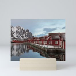Svolvaer Mini Art Print