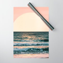 Summer Sunset Wrapping Paper