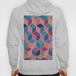 Cubes - Various Colours pt. 2 Hoody