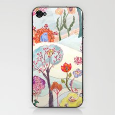 Garden Party - Print iPhone & iPod Skin